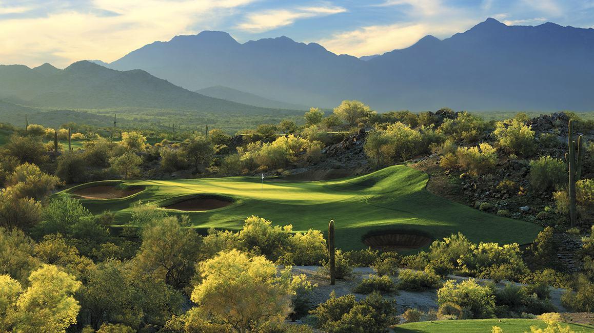 Scottsdale AZ golf resorts