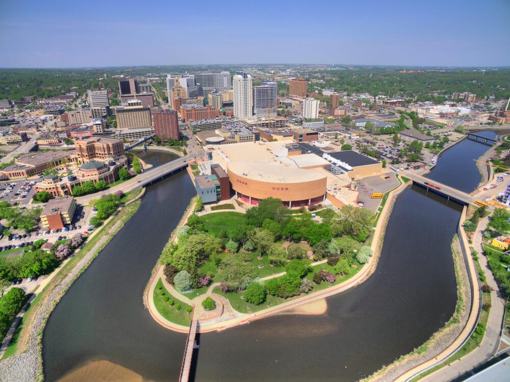 Major City in South East Minnesota