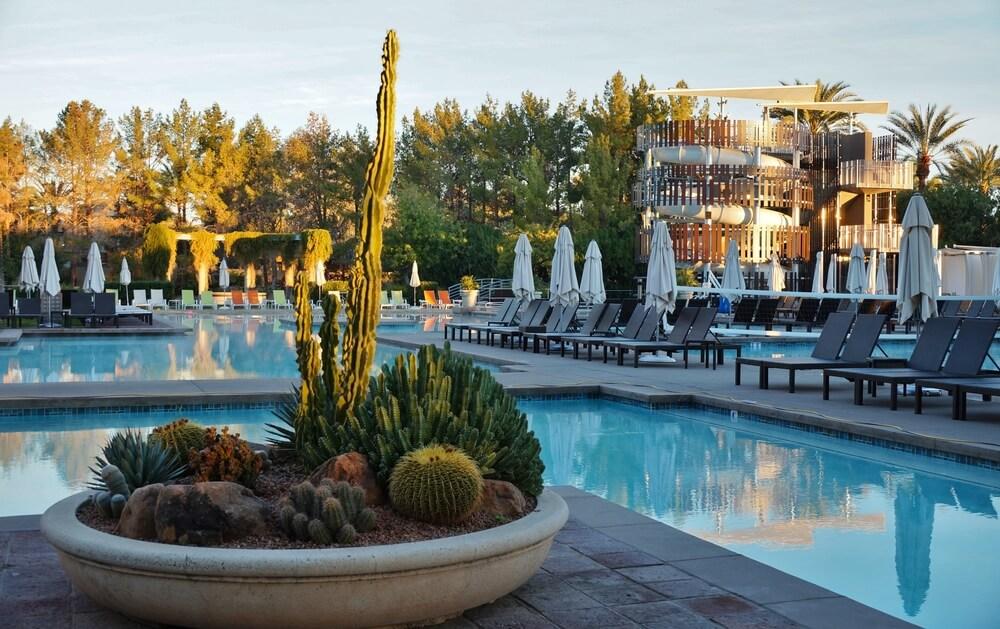 The luxury hotel Hyatt Regency Scottsdale