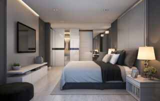 beautiful luxury bedroom