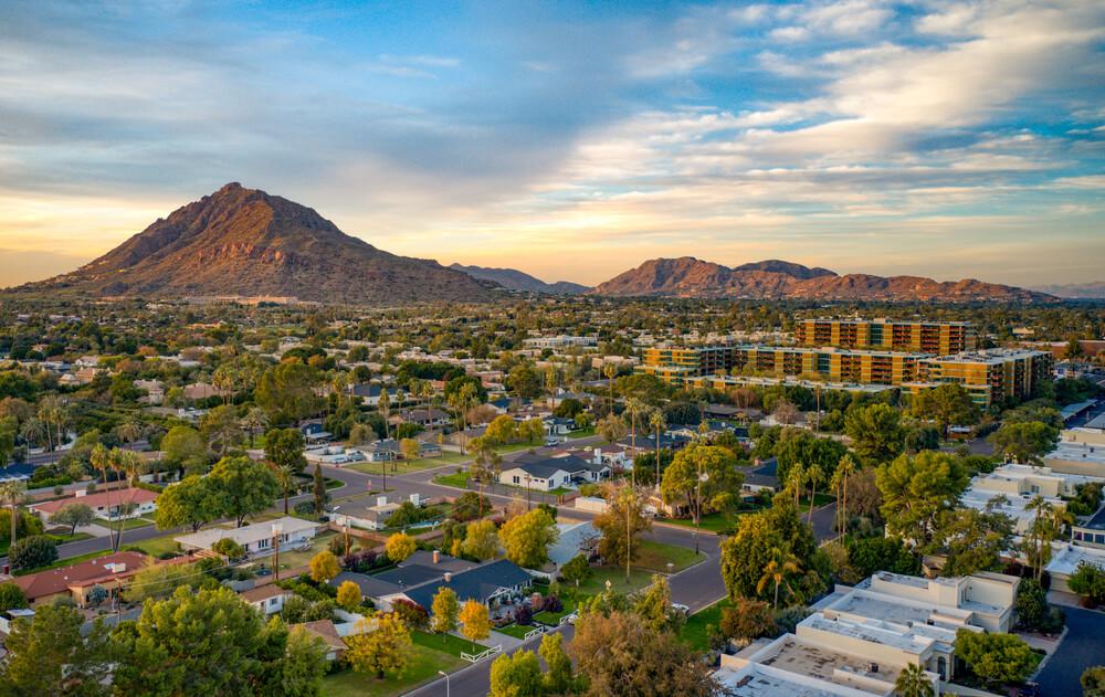 downtown Scottsdale Arizona